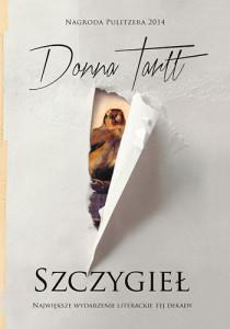 donna tart szczygiel znak