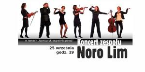 Koncert zespołu Noro Lim