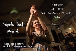 Koncert Kapeli Hanki Wójciak
