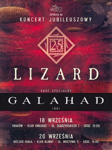 LIZARD i GALAHAD w Kwadracie