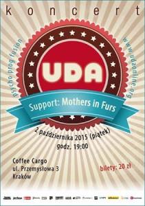 Koncert zespołu UDA