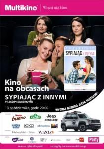 Kino na Obcasach_Sypiając z innymi_PLAKAT