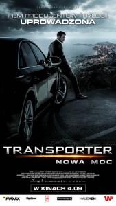 Transporter plakat