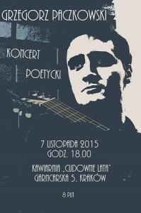 Grzegorz Paczkowski w Cudownych Latach