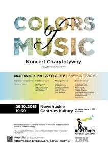 Barwy Muzyki Fundacja Poza Horyzonty