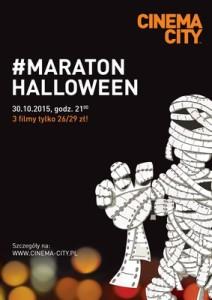 MaratonHalloween plakat