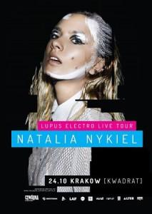 Natalia Nykiel w Krakowie