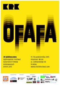 Plakat OFAFA 2015