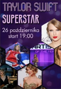 Taylor Swift_PLAKAT