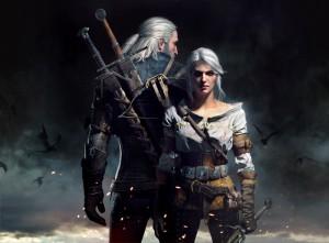 The_Witcher_3_Wild_Hunt_Geralt&Ciri