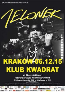 JELONEK w Krakowie