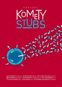 Komety & The Stubs w Krakowie!
