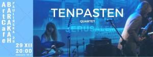 ArtCafe_Barakah - koncert_Tenpasten.grafika