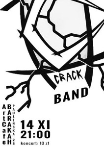Crack Band w ArtCafe Barakah