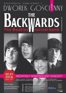 the backwards
