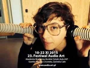 23 edycja Festiwalu Audio Art.