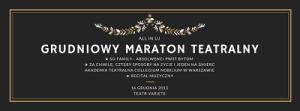 maraton teatralny
