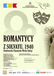 """""""RomantycyzSolvau.1940""""wteatrzeTeatruM.I.S.T-spektaklewstyczniuilutym"""