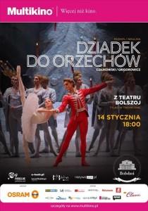 Dziadek do orzechów z Teatru Bolszoj_PLAKAT