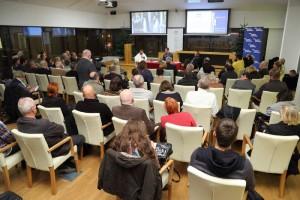 Fotografia z debaty Fanatyzm czy sprawiedliwosc_7.12.2015