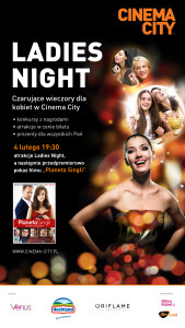 Ladies Night - Planeta Singli
