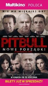 Pitbull Nowe porządki_Przedsprzedaż_PLAKAT