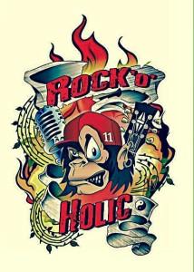 Rockoholic Logo