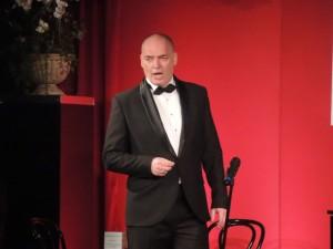 Tomasz Kuk - tenor; fot. E. Bąkowska