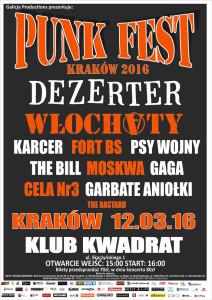 punk fest 2016