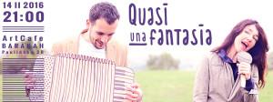 ArtCafe Barakah - koncert (Quasi Una Fantasia)_grafika