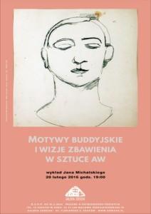 Budda-poster