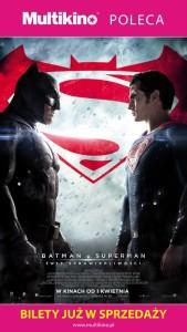 Batman v Superman_Przedsprzedaż_PLAKAT