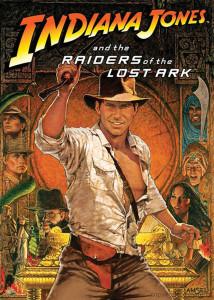 Indiana Jones Poszukiwacze zaginionej Arki