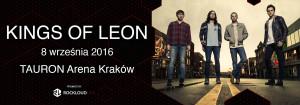 KINGS OF LEON w TAURON Arenie Kraków