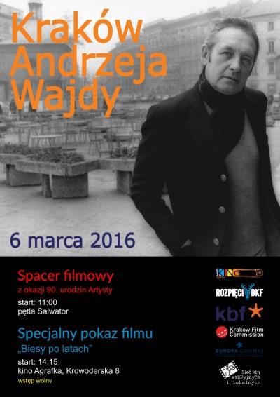 Kraków_Wajdy_plakat