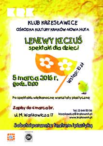 Krzesławice - sobotni poranek marzec A4