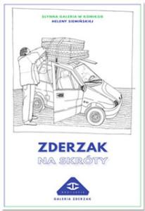 ZDERZAK-komikscover