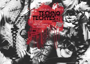 TECHNO TECHYES #14
