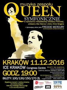 QUEEN SYMFONICZNIE w Krakowie