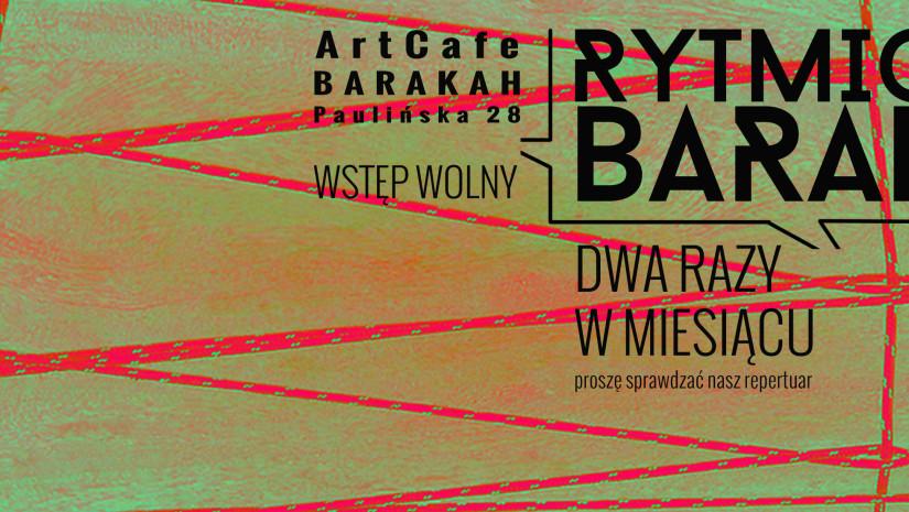 ArtCafe Barakah - Rytmiczna Barakah_grafika