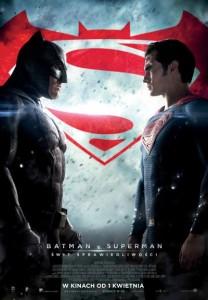 Batman v Superman Świt sprawiedliwości_PLAKAT