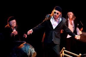 Król Roger. Na zdj. Mariusz Kwiecień i Balet Opery Krakowskiej. Fot. Marek Grotowski