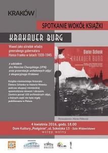 Wokół książki Krakauer Burg