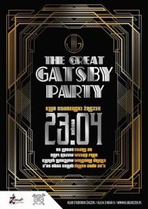 GRAT GATSBY PARTY w Żaczku