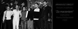 """""""Za marzeniem"""" - charytatywny koncert w Piwnicy pod Baranami!!!"""
