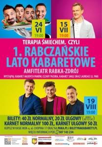 Rabczańskie Lato Kabaretowe
