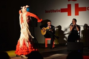 koncert flamenco w krakowskim Instytucie Cervantesa