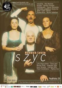 Teatr Barakah - Szyc__plakat