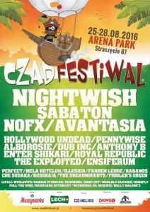 Czad Festiwal 2016
