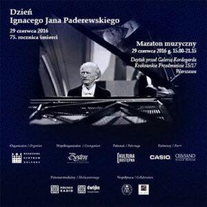 Ignacy Jan Paderewski - koncert